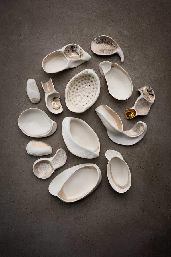 vicki-grima_14-ceramic-objects_shelter-14_2017_lumina-mid-fire-porcelain-clear-glaze-gold-lustre_34-x-29-x-4cm-_photo-by-greg-piper_990_web